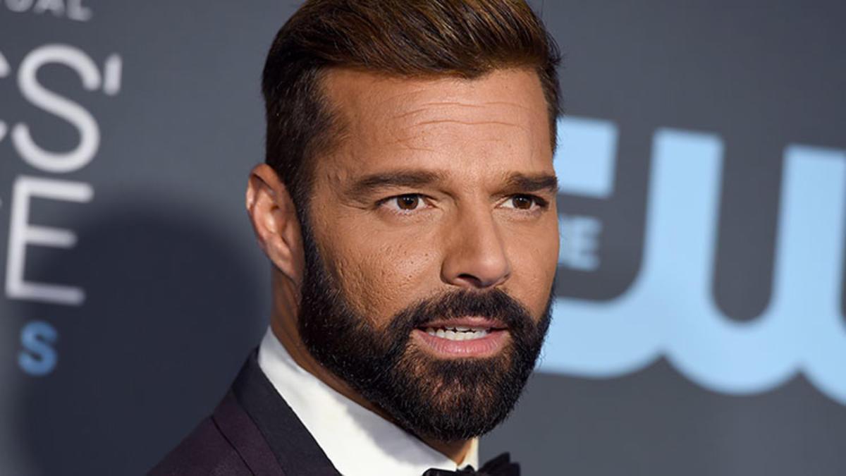 Ricky Martin enloqueció a sus fanáticas con fotos de su físico