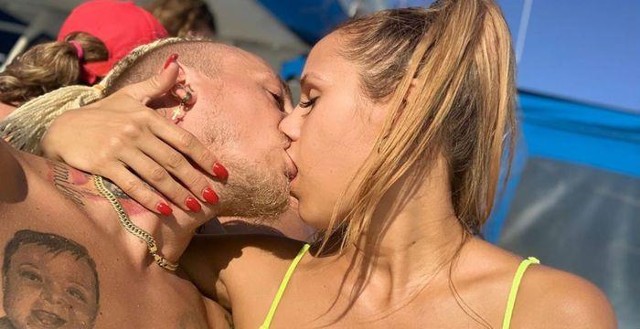 El Polaco y Barby Silenzi, de vacaciones en Cuba mientras esperan su primer hijo juntos