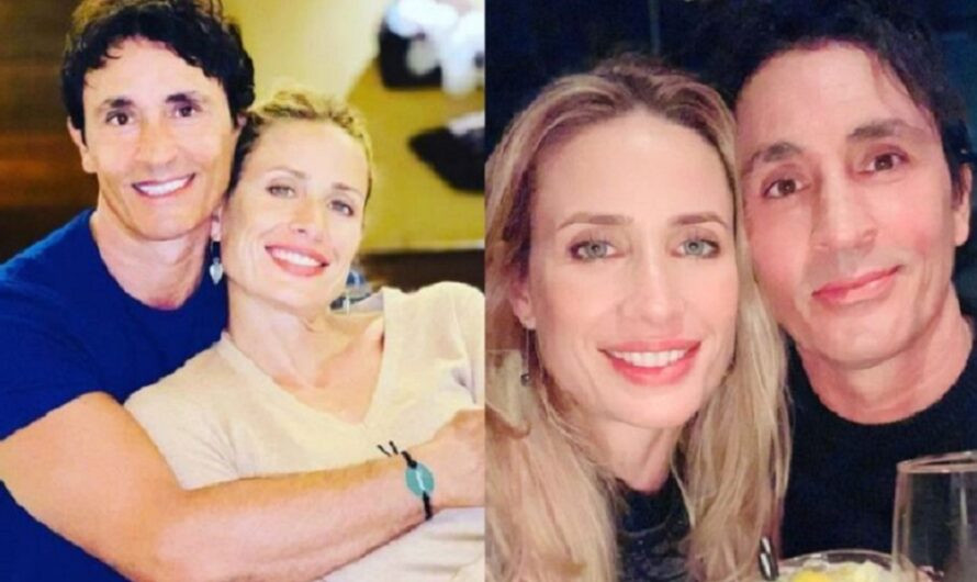 La dulce foto con la que Sebastián Estevanez confirmó que Ivana Saccani está embarazada