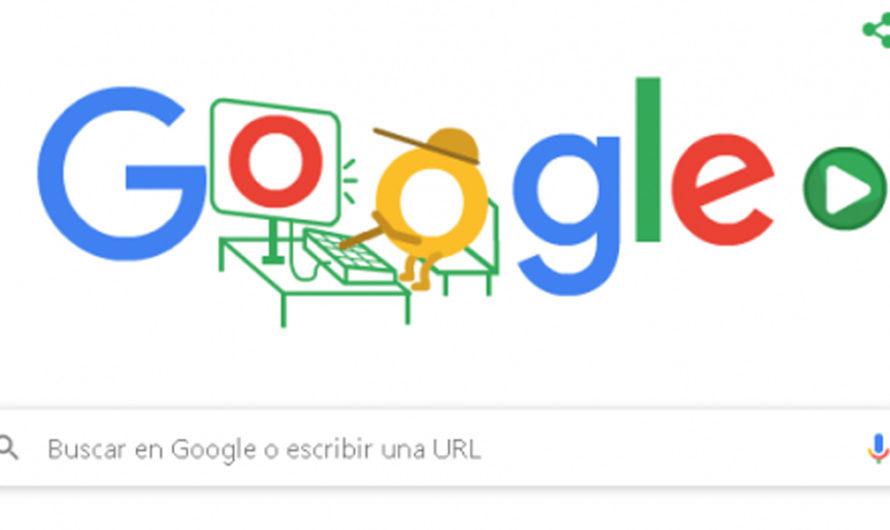 Google ofrece los juegos más populares de sus Doodles para divertirte en casa