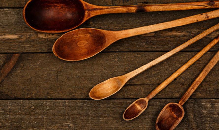 Por qué la cuchara de madera es el mejor utensilio de cocina