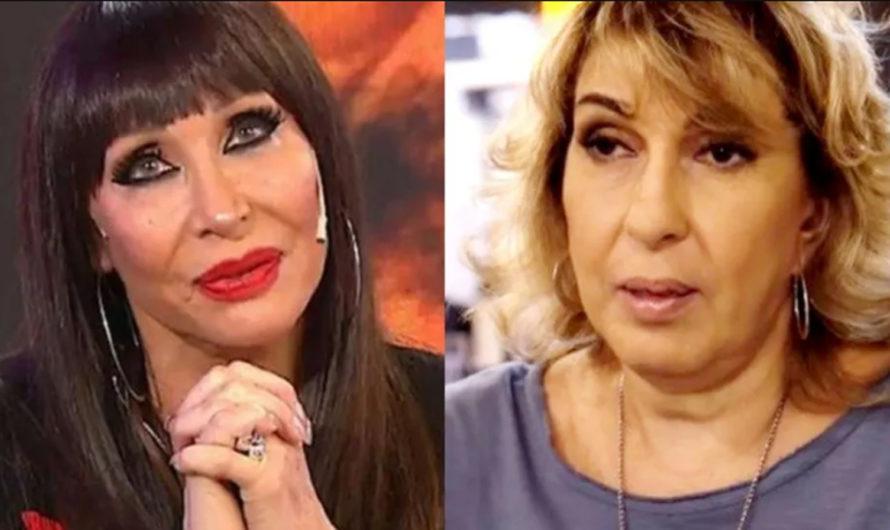 Moria Casán: «Georgina Barbarossa es una persona desagradable, no es una buena profesional, abandona elencos y se va»