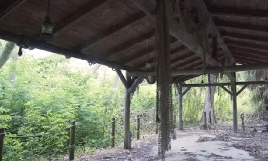 [VIDEO] El aterrador misterio de la isla abandonada de Disney a la que nadie puede entrar