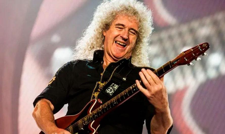 [VIDEO] Brian May, el guitarrista de Queen, nuevamente al borde de la muerte, y esta vez estuvo cerca