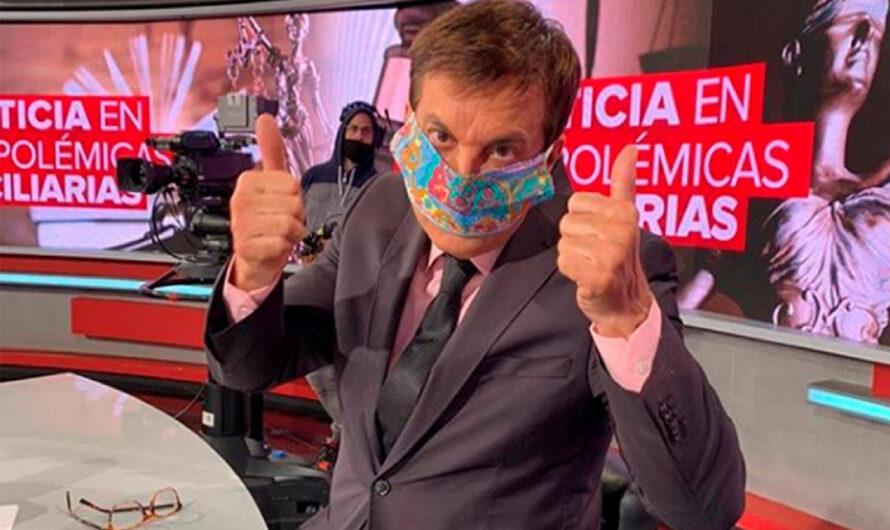 Coronavirus en la farándula: Pablo Vilouta confirmó que se contagió, y que guardará aislamiento