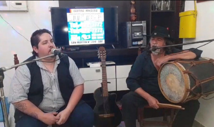 Reviví el show de Cristian y El Pulpo Heredia a través de las redes del Multimedio