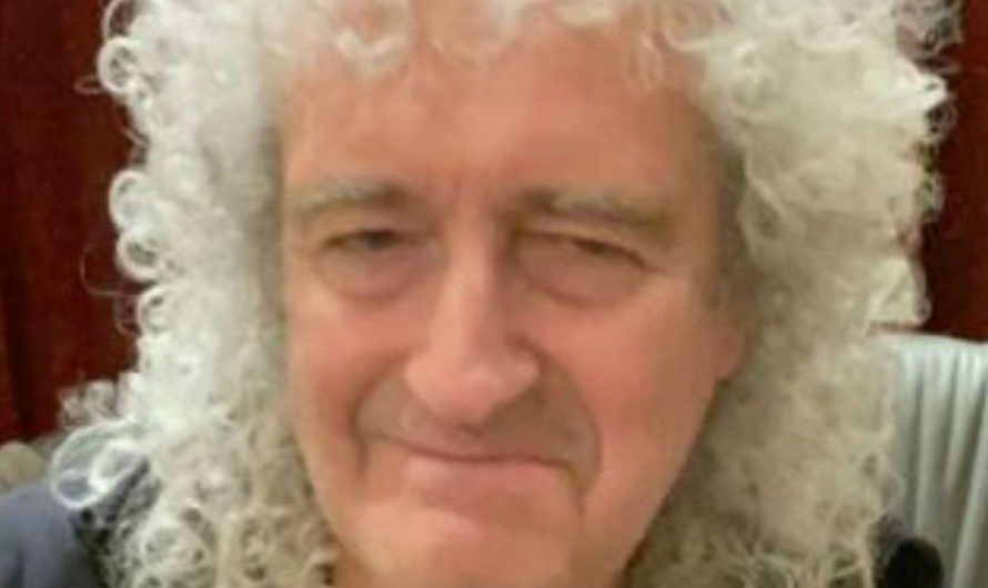 [VIDEO] Brian May quedó hospitalizado por una rara lesión: «Me rompí el glúteo»