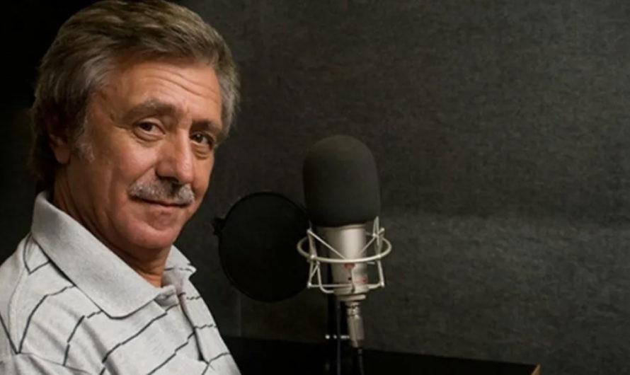 Murió Luis Fuxan, emblemático locutor de El Trece y Radio Mitre, cuya voz extrañarás