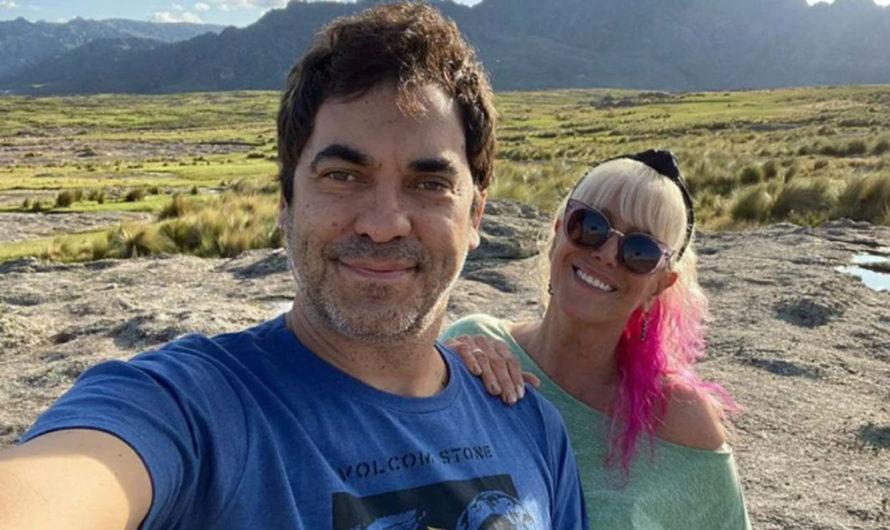 Valeria Lynch habló de su relación con Mariano Martínez en cuarentena