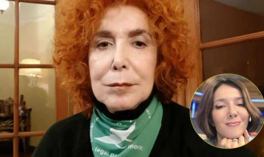 Mirta Busnelli ninguneó a Cristina Pérez, cometió un error y la destrozaron en redes: «Feminista de cartón selectiva»