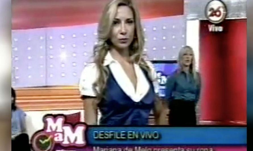 [VIDEOS] Los inicios de la primera dama Fabiola Yañez en la TV Argentina: modelo y presentadora