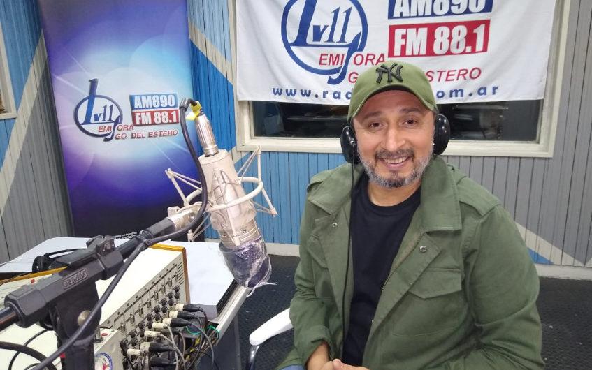 Reviví el show: Dany Hoyos le puso ritmo a la tarde en ¡Mamma Mía! a través de NDW, LV11 y EMP