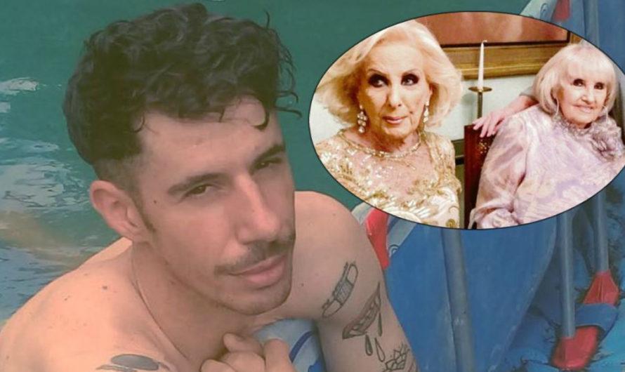 El hermano de Esteban Lamothe publicó un insólito «pésame» para Goldie