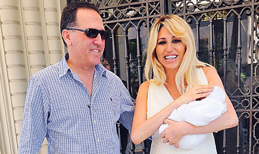 Vicky Xipolitakis pidió el arresto domiciliario de su exmarido