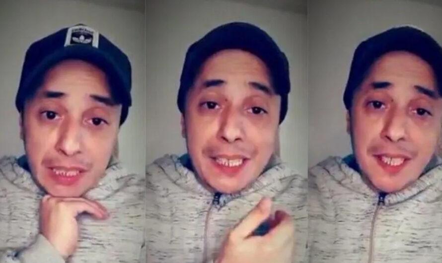 El Dipy cuestionó el lenguaje inclusivo y le llovieron las críticas en las redes [VIDEO]