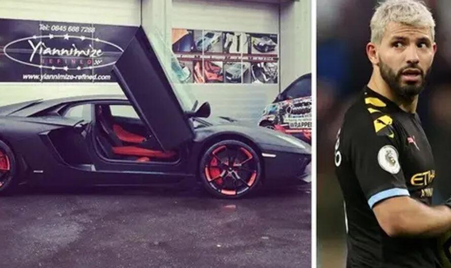 El Kun se compró un Lamborghini y dice que fue la peor inversión de toda su vida: ¿cuánto pagó?