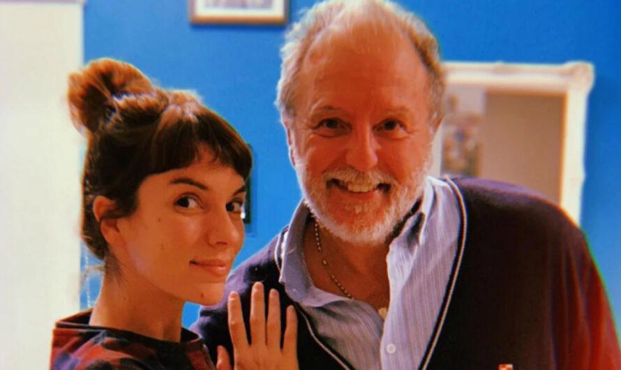 Murió Hugo, el padre de Gimena Accardi: tuvo una desmejora tras haber sido internado por coronavirus