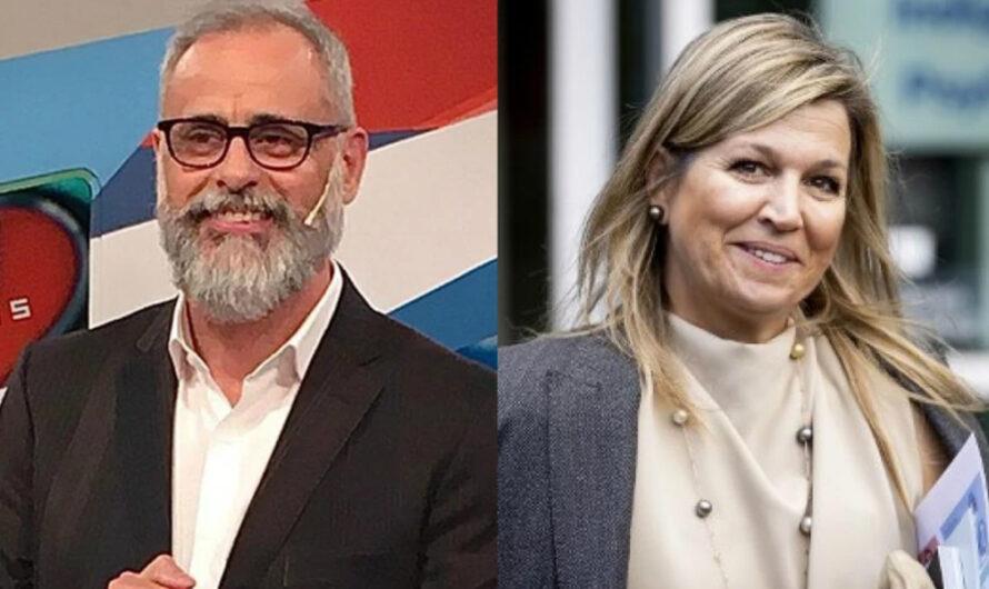 La crítica de Jorge Rial a Máxima y sus hijas que luego borró