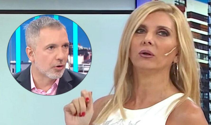 Débora Plager lapidó a Pablo Duggan: «Era inviable trabajar con él» [VIDEO]