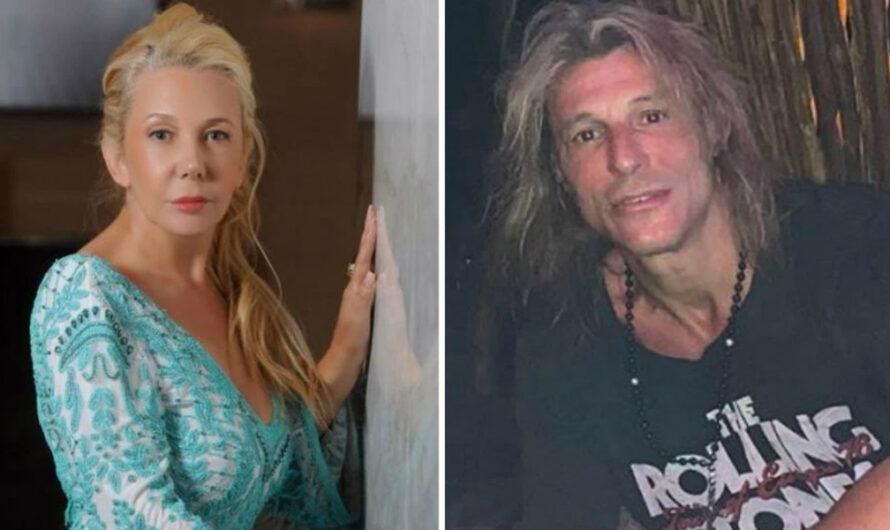 Mariana Nannis denunció que Claudio Caniggia «se fugó» de la Argentina