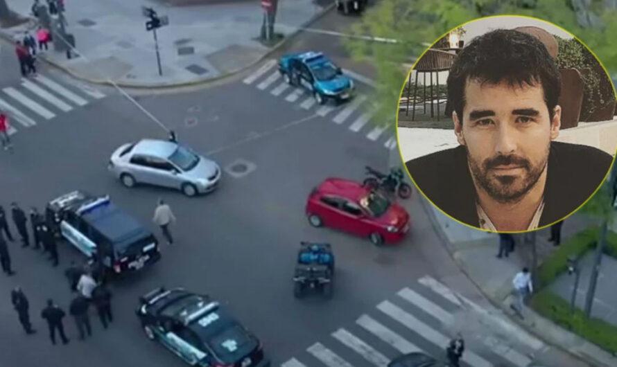 Nacho Viale fue testigo del asesinato del policía que «no quiso dispar»: «Saltó y le clavó el cuchillo en el corazón» [VIDEOS]