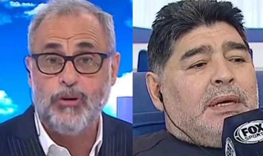 Jorge Rial reveló el documento secreto que firmó Maradona antes de morir [VIDEO]