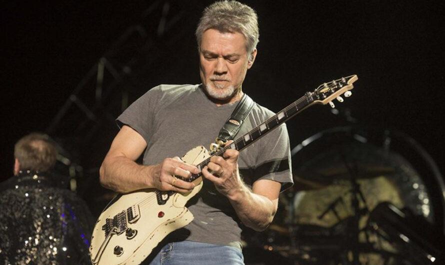 Murió Eddie Van Halen: el rock llora a uno de sus grandes guitarristas [VIDEOS]