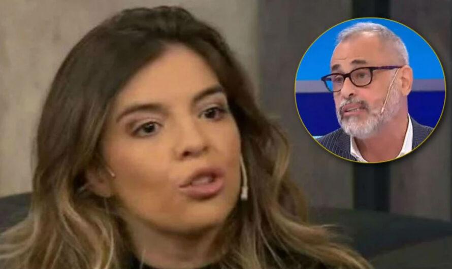 Dalma Maradona explotó contra Jorge Rial: «Cagón y violento, no te tengo miedo» [VIDEO]