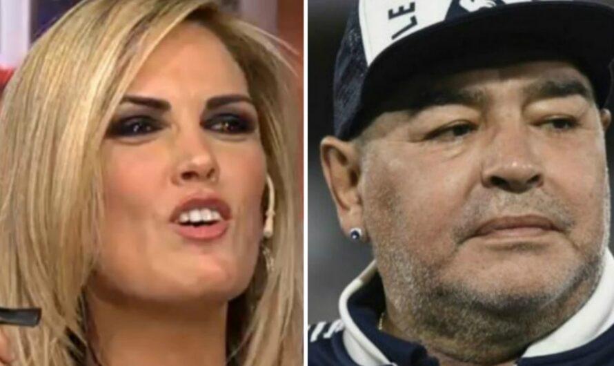 Viviana Canosa hizo un polémico reclamo por la muerte de Maradona