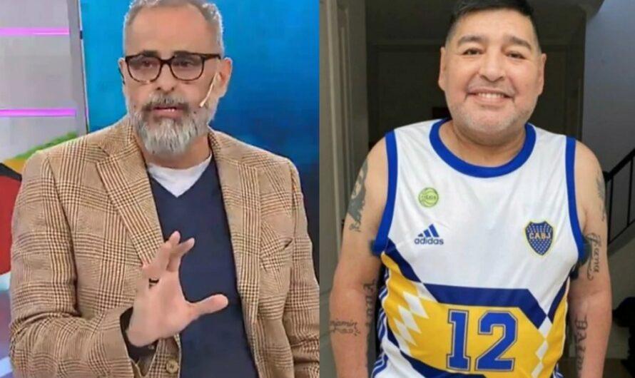 Jorge Rial reveló quién es la nueva mujer en la vida de Maradona