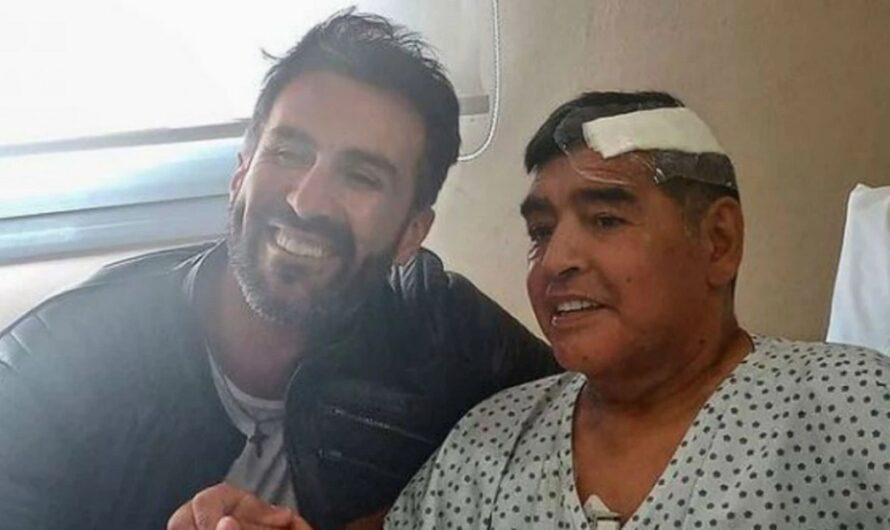 Leopoldo Luque: «Yo a Diego lo cuidé como si fuera mi propio padre»