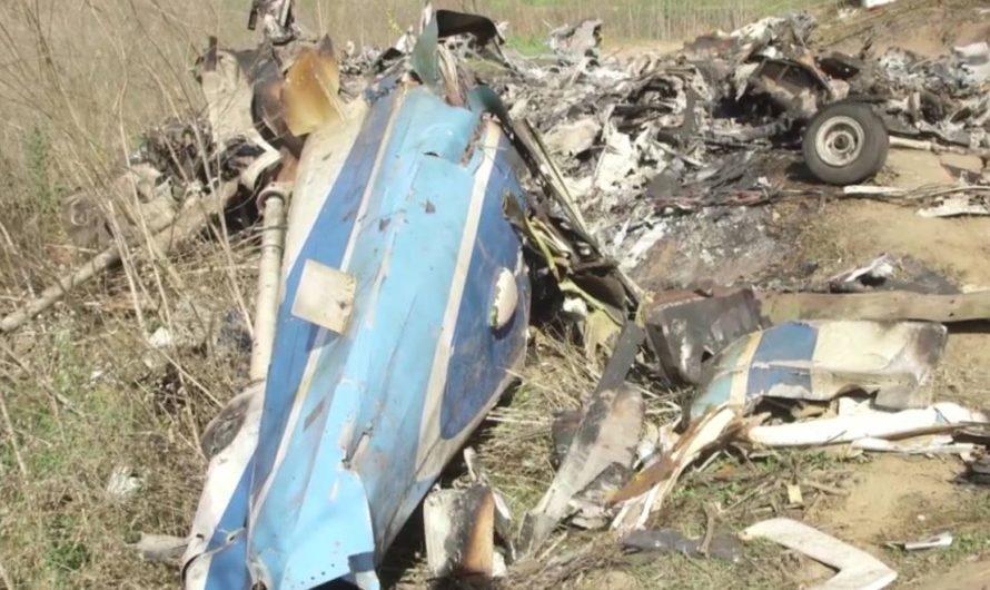 Filtraron imágenes del accidente de Kobe Bryant, en el que se ven los cuerpos de los fallecidos