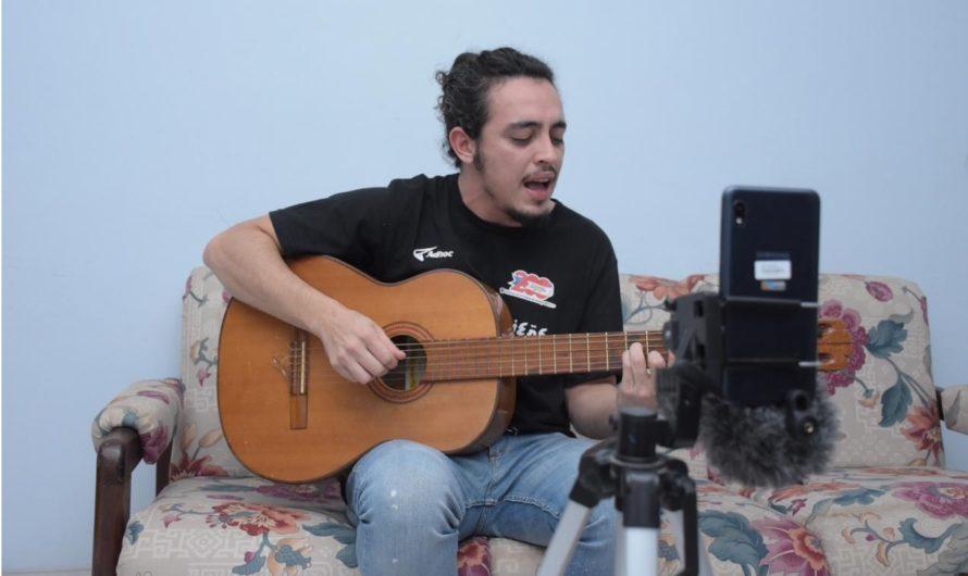 VIDEO: Reviví el show de Ale Carabajal en exclusivo a través de El Multimedio Play
