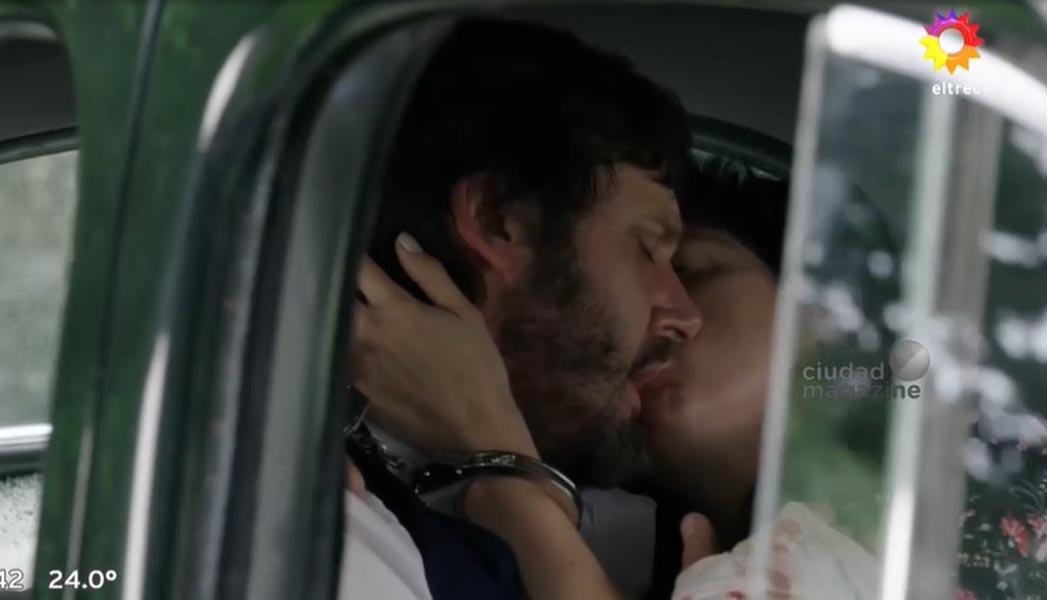 El transgresor beso entre los hermanos Ferreyra en el final de ATAV