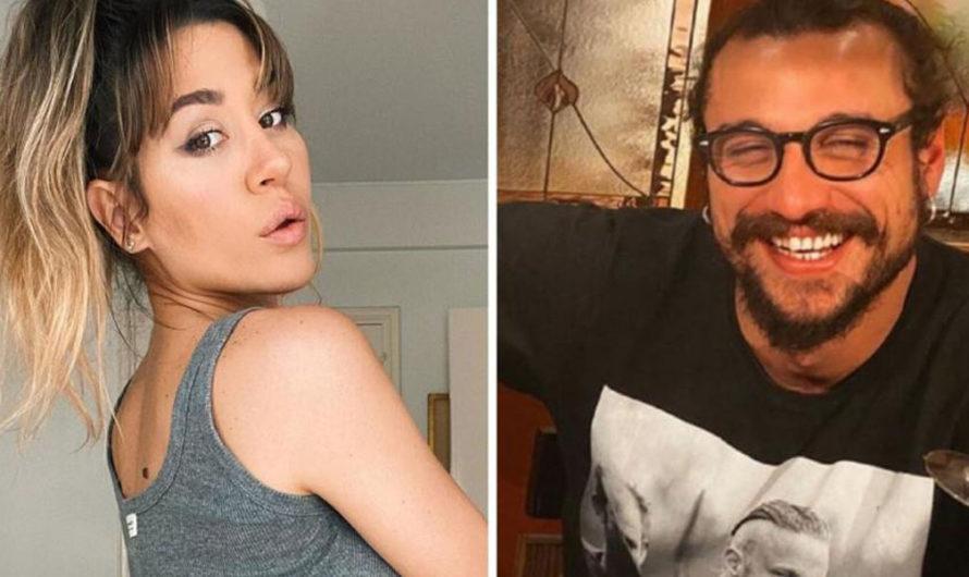 Jimena Barón y Daniel Osvaldo cruzaron chicanas de lo que pasó en la cama