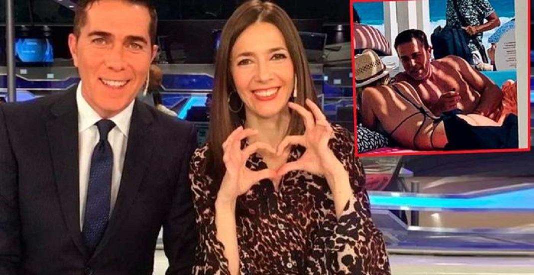 Cristina Pérez no dudó y opinó sobre el noviazgo de Rodolfo Barili
