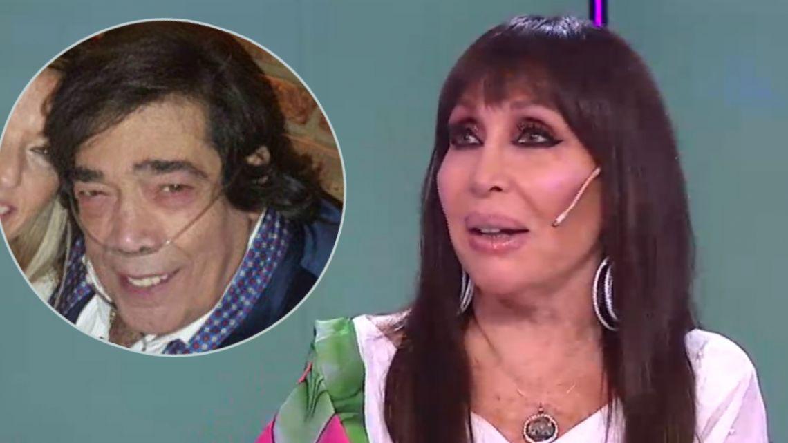 Moria Casán contó una escalofriante experiencia paranormal con Cacho Castaña