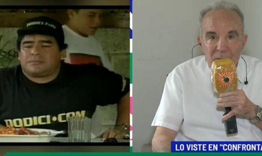 """Alfredo Cahe habló sobre la muerte de Diego Maradona: """"Para mí fue un suicidio"""" [VIDEO]"""