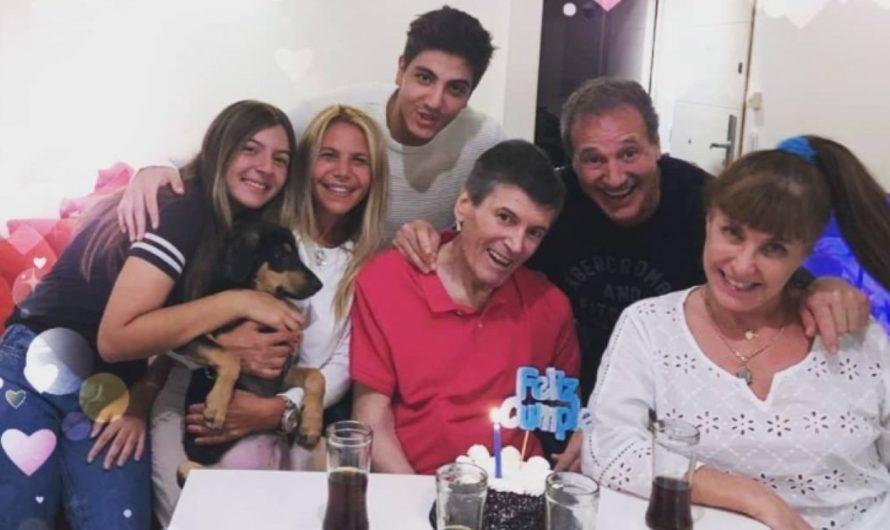 El emotivo saludo de cumpleaños de Carina Gallucci a Carlín Calvo por su cumpleaños