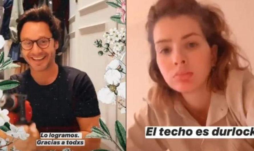 Mirá lo que pasó cuando la China Suárez y Vicuña quisieron renovar su casa [VIDEO]