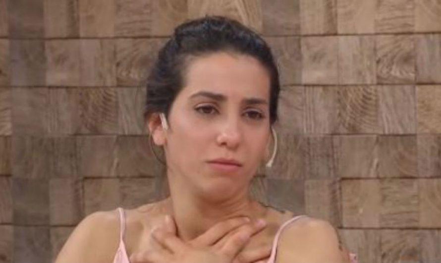 A Cinthia Fernández le contaron en vivo algo sobre su ex, Martín Baclini, y su cara se transformó