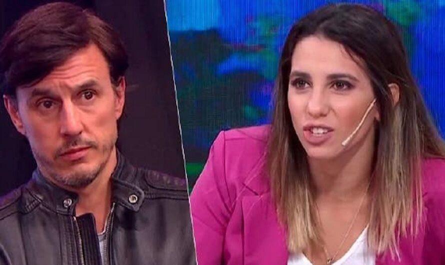 """Cinthia Fernández sacada con Roberto García Mortián: """"¿Quién sos?"""" [VIDEO]"""
