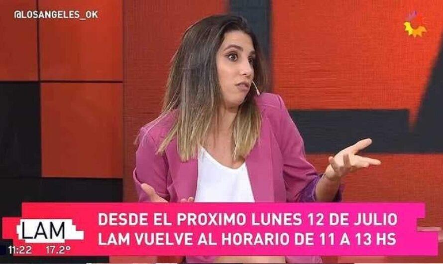 Cinthia Fernández brindó detalles de una fiesta sexual entre famosos