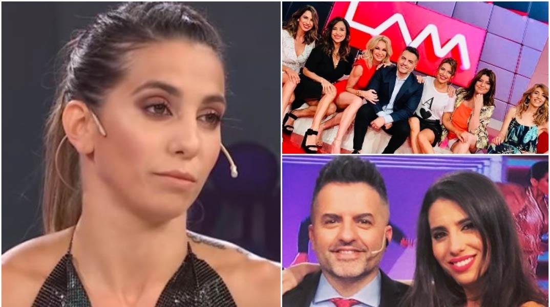 Cinthia Fernández habló de su salida de LAM: «No puedo hacer nada»