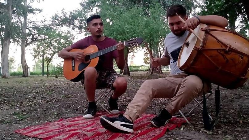 VIDEO: Reviví todo el show que brindó el dúo folclórico «Copla y Misterio»