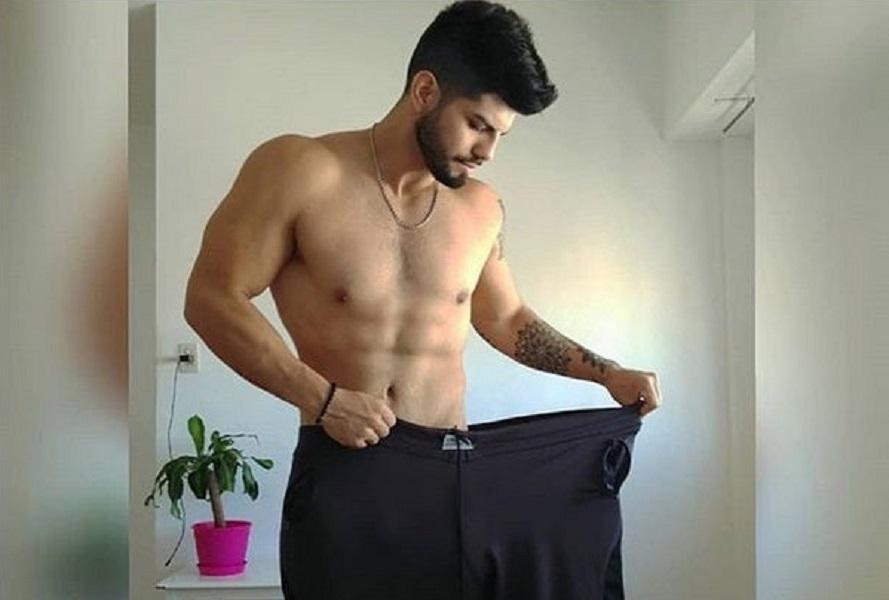 El increíble cambio de look de un ex Cuestión de peso, ahora es personal trainer