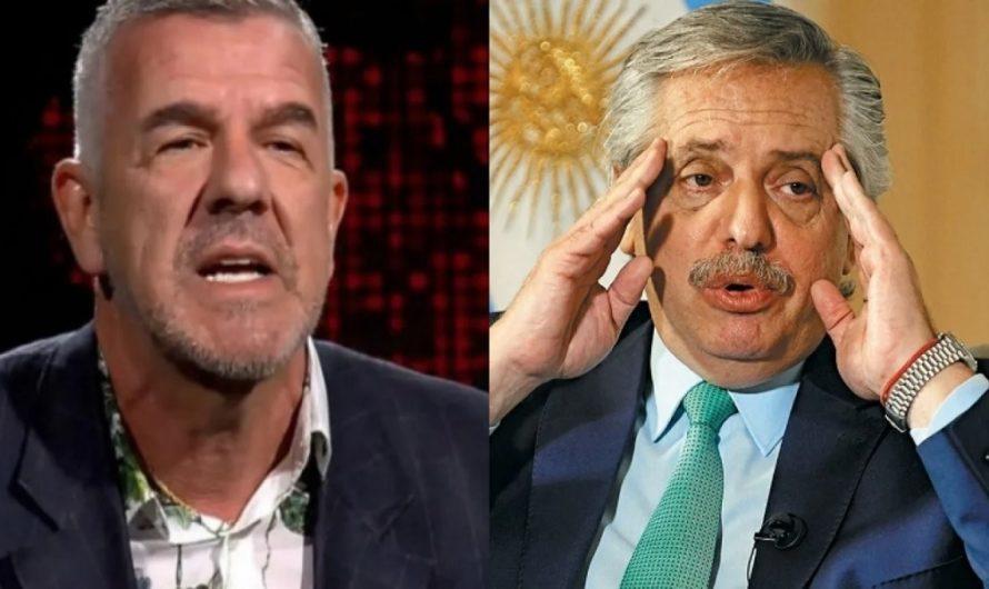 """El reclamo de Dady Brieva al Alberto Fernández: """"Sí o sí vamos a ser Venezuela"""""""