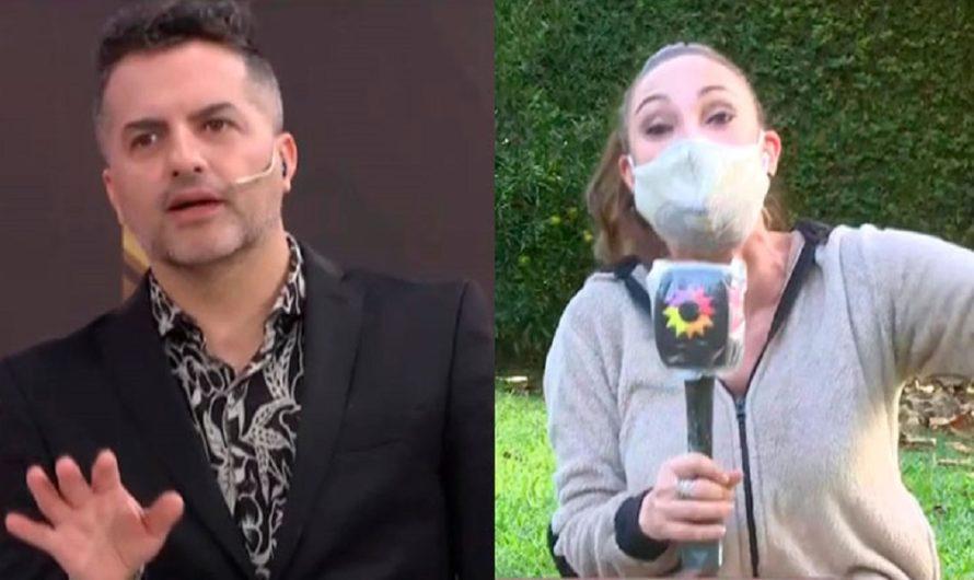 Ángel De Brito ubicó a Ernestina Pais, luego de que ella lo insultare con una palabrota [VIDEO]