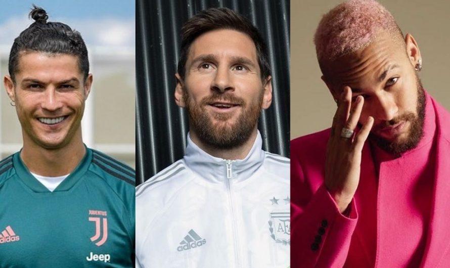 Cristiano, Messi y Neymar, entre los deportistas que ganaron millones de euros con Instagram