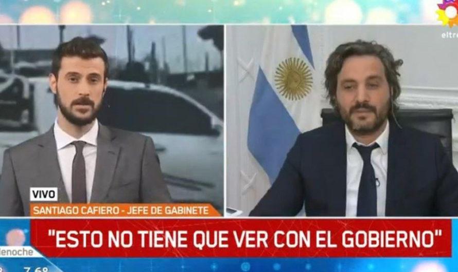 Alberto Fernández publicó un video que ridiculiza las preguntas de Leuco